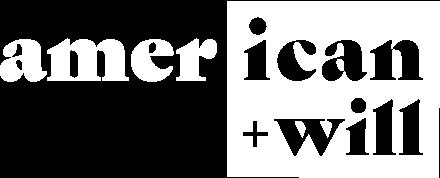 American+Will Logo
